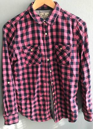 Рубашка почти новая colins p s