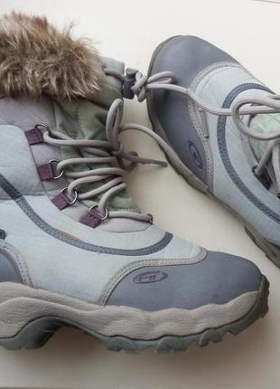 Зимние термо ботинки hi-tec 39р