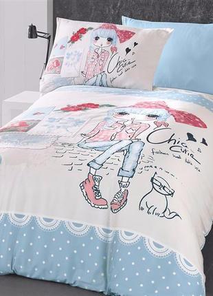 Подростковое постельное белье first choice