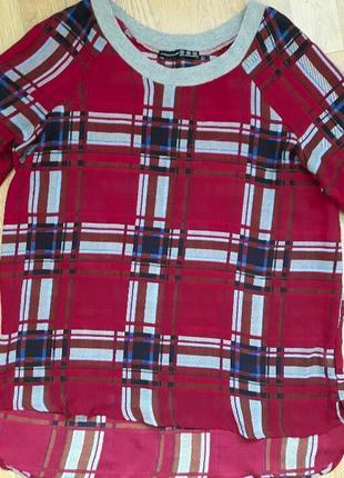 Шовкова футболка (блуза) від atmosphere