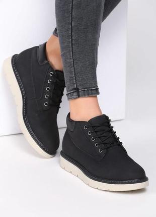 Новые черные зимние ботинки размер 36,37,38,39,40,41