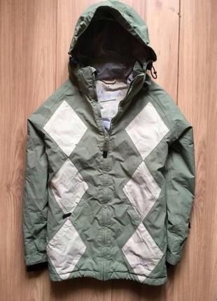 Горнолыжная куртка от фирмы alpine