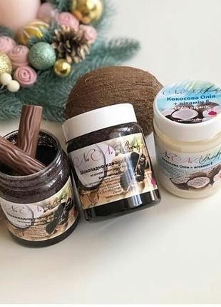 Шоколадно-кокосовий набір