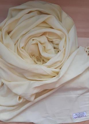 Нежнейший палантин, шарф пашмина