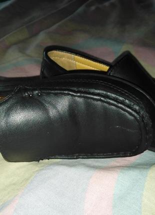 Туфли, мокасины детские для мальчика