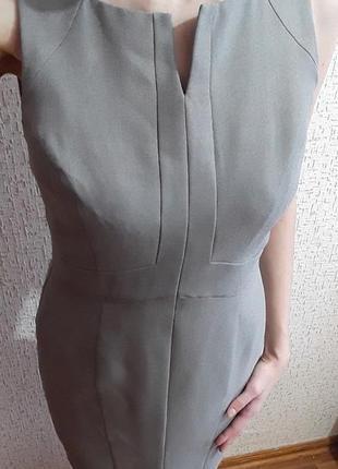 Безупречная классика - платье офисно-делового стиля