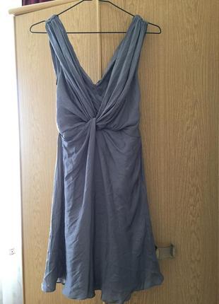 Шёлковое платье karen millen