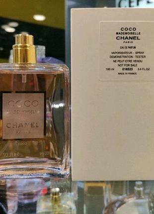 Chanel coco mademoiselle тестер