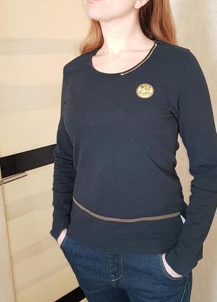 Оригинальный джемпер лонгслив футболка с длинными рукавами luhta
