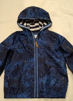Ветровка куртка nutmeg 4-5 лет