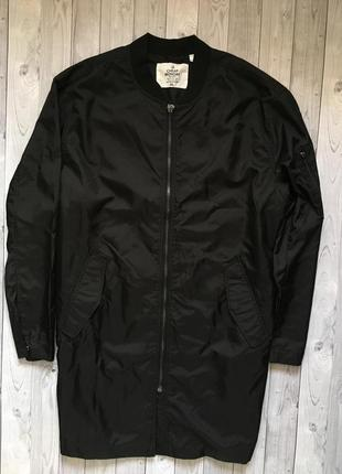 Длинный бомбер куртка cheap monday парка