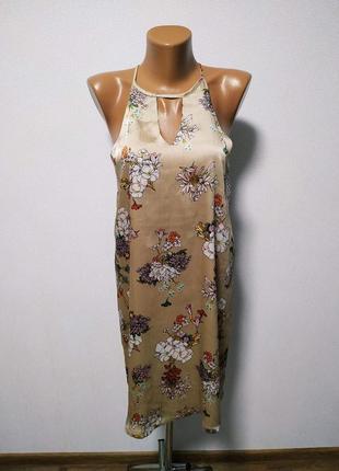 Новое свежее платье сарафан only / горячая цена/ скидки!