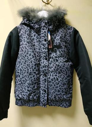 Демисезонная женская куртка chillin cropp