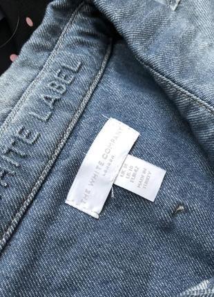 Обнова в профиле!!!новая люкс качества джинсовая рубашка 14-424