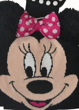 Комплект: шапка и перчатки disney