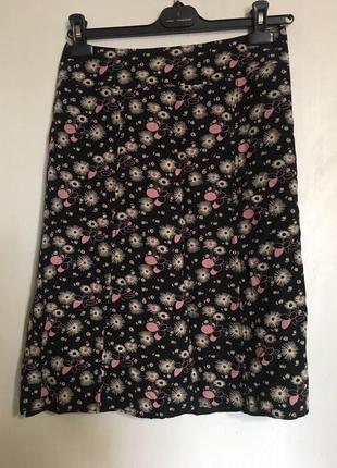 Шелковая юбка max&co