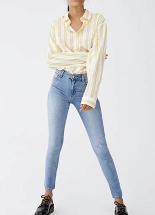 Новые джинсы pull&bear