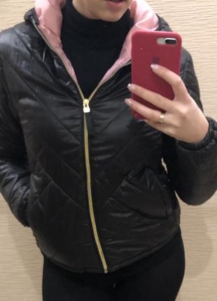 Куртка осень/весна, теплая зима