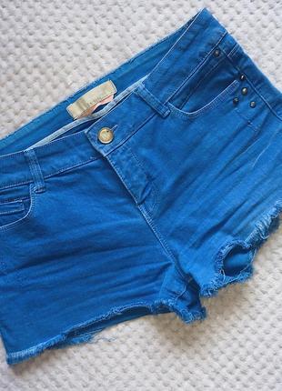Шорты джинсовые bershka s