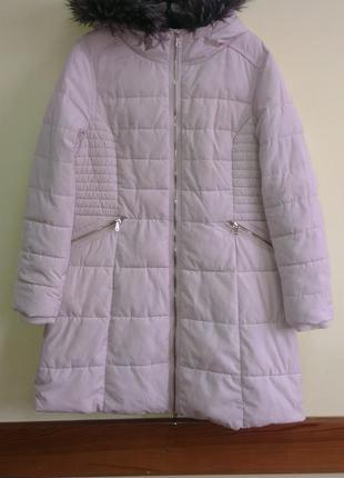 Стеганое пальто marks & spencer, 16