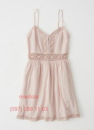 Летнее платье abercrombie, размер s, оригинал