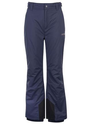Nevica meribel лыжные штаны женские синие