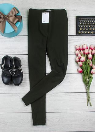 Вискозные брюки хаки  от asos рр 16 наш 50