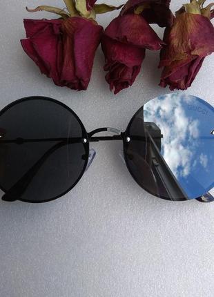 Новые крутые солнцезащитные очки, черные