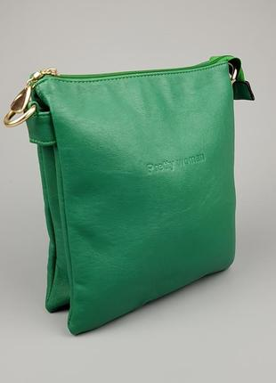 Распродажа! #2024 green pretty woman женская стильная сумка на каждый день