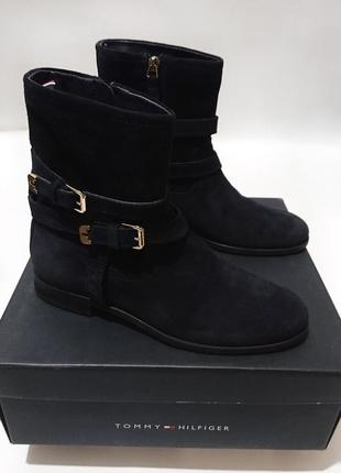 Стильные ботинки tommy hilfiger