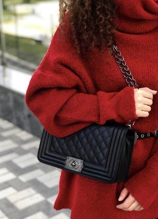 Сумка клатч сумочка трендовая с длинной и короткой ручкой4