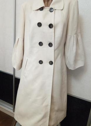 Весеннее пальто плащ next woman