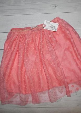Новая юбка h&m на девочку юбки на девочек фатиновые юбки