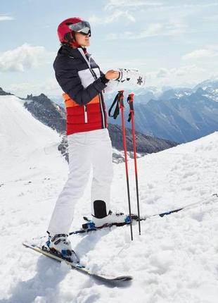 Крутые женские лыжные брюки от crivit pro размер 40 евро наш 46