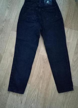 Джинсы versace оригинал винтажные мам джинсы