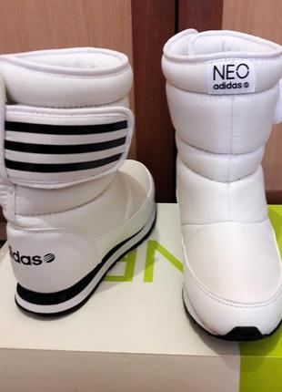 Дутики adidas, 36 р., в очень хорошем состоянии