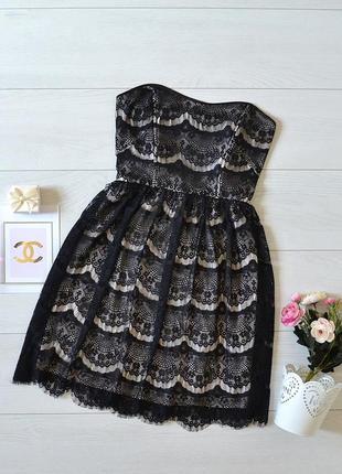 Красиве кружевне плаття pimkie.
