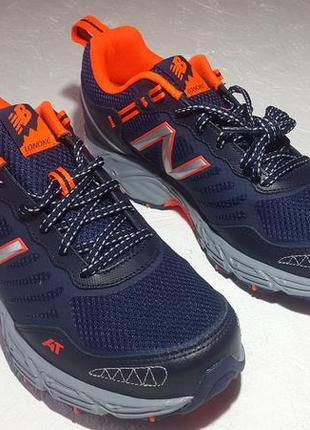 Кроссовки new balance lonoke trail blue orange mtlonld1 оригинал сша