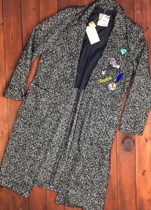 Пальто/кардиган pull&bear