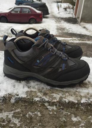 Hi-tec waterproof dri-tex трекинговые кроссовки, полу ботинки оригинал