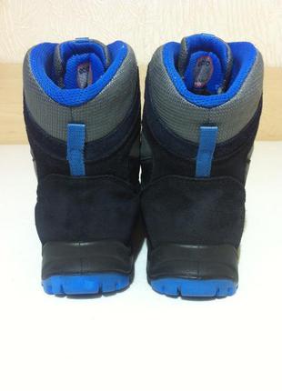 Зимние сапоги ,ботинки ecco с мембраной gore-tex р. 34-35 ст. 22 см оригинал !!!4