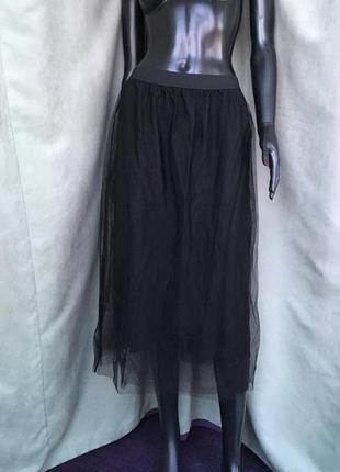 Новая фатиновая юбка tezenis