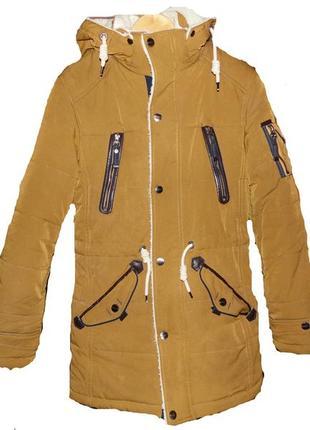 Курточка зимняя .zpjv classic fashion