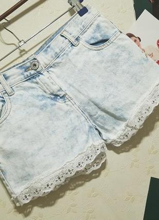 F&f шорты джинсовые