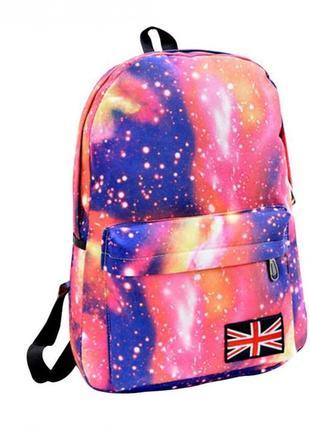 Молодежный рюкзак космос 337