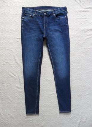 Стильные джинсы скинни h&m, 18 размер.