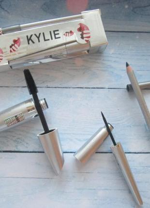 Набор 3 в 1 (тушь, карандаш, подводка)