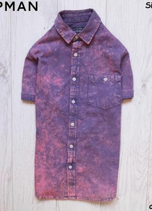 Мужская рубашка topman - special color!