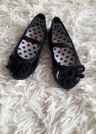 Туфлі для маленької модниці
