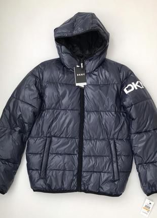 Куртка мужская зимняя dkny донна каран нью йорк оригинал